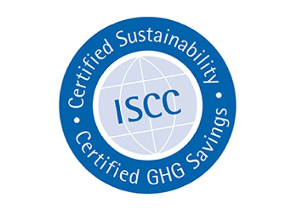 ISCC Certificated (International Sustainability and Carbon)